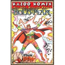 Kazoo Komix, Holo-Man by Mini Komix, 9781508696469.