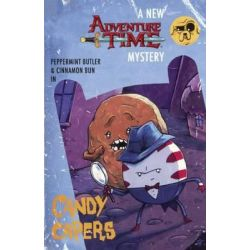 Adventure Time, Candy Capers by Yuko Ota, 9780606354684.