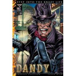 Dandy, Step Into the Krazy Life by Jazan Wild, 9781502733221.