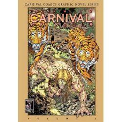 Carnival of Souls, Graphic Novel by Jazan Wild, 9781480041189.