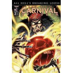 Carnival of Souls, All Hell's Breaking Loose by Jazan Wild, 9781480090934.