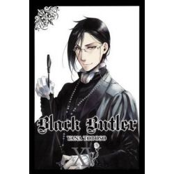 Black Butler, Volume 15, Black Butler by Yana Toboso, 9780606352482.
