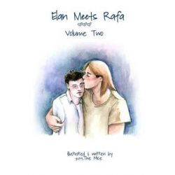 Elan Meets Rafa Volume 2, Boy Love Story by The Mice, 9781500921651.