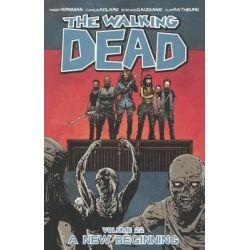 The Walking Dead 22, A New Beginning by Robert Kirkman, 9780606367288.