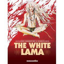 The White Lama, White Lama by Alexandro Jodorowsky, 9781594650802.