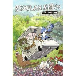 Regular Show Vol. 1, Regular Show Graphic Novels by Kc Green, 9780606354677.