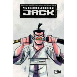 Samurai Jack Volume 3, Quest for the Broken Blade by Jim Zub, 9781631402456.