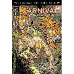 Carnival of Souls, Welcome to the Show by Jazan Wild, 9781480084483.