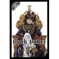 Black Butler Vol. 16, Black Butler by Yana Toboso, 9780606352499.