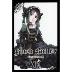 Black Butler Vol. 19, Black Butler by Yana Toboso, 9780606365819.