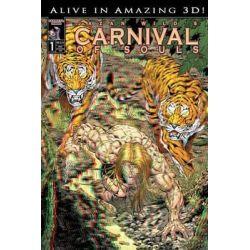 Carnival of Souls, Alive in Amazing 3D! by Jazan Wild, 9781480149458.
