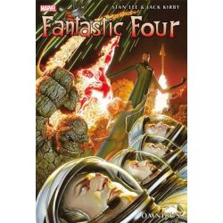 Fantastic Four, the Omnibus, Volume 3 by Stan Lee, 9780785191742.