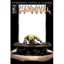 Carnival of Souls, Everyone Loves a Clown by Jazan Wild, 9781480090699.