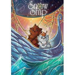 Snow Ship (Graphic Novel) by Olga Shestakova, 9781502792068.