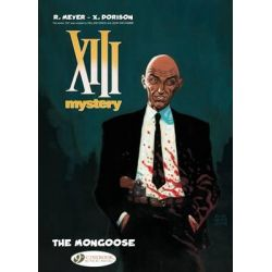 XIII Mystery - The Mongoose, XIII Mystery by Xavier Dorison, 9781849182102.