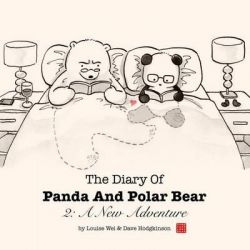 The Diary of Panda and Polar Bear 2, A New Adventure by MS Louise Wei, 9781502567055.