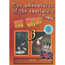 The Adventures of Choristers Comik. the Witch by Fernando Guerrieri, 9788891124470.