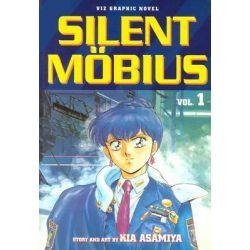 Silent Mobius, Silent Mobius by Kia Asamiya, 9781569313640.
