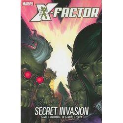 X-Factor, Secret Invasion Vol. 6 by Peter David, 9780785128656.