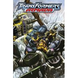 Transformers, Armada v. 3 by Simon Furman, 9781600104022.