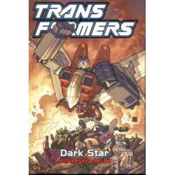 Transformers, Dark Star by Bob Budiansky, 9781840239751.