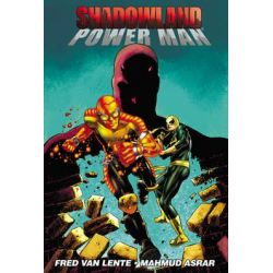 Shadowland, Power Man by Fred Van Lente, 9780785143987.