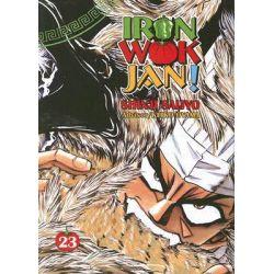 Iron Wok Jan!, v. 23 by Shinji Saijyo, 9781597961196.