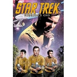 Star Trek, Mission's End by Ty Templeton, 9781600105401.