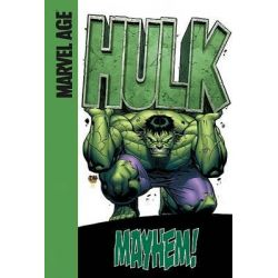 Mayhem!, Marvel Age Hulk by Paul Benjamin, 9781599615486.