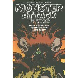Monster Attack Network by Marc Bernardin, 9781932051506.