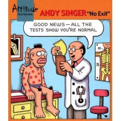 Attitude Presents, Andy Singer by Andy Singer, 9781561634088.