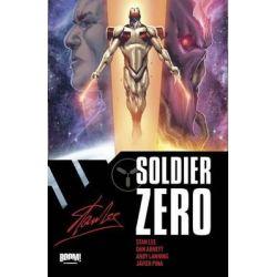 Soldier Zero Vol. 3, Soldier Zero by Stan Lee, 9781608860616.