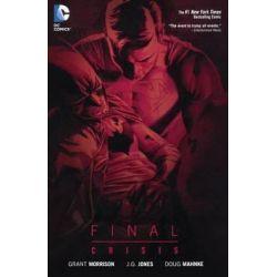 Final Crisis, Final Crisis by Grant Morrison, 9780606372534.