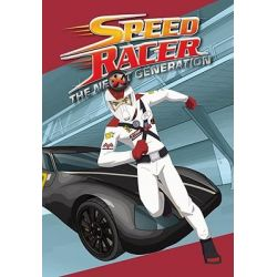 Speed Racer, Next Generation v. 2 by Ben Gruber, 9781600102776.