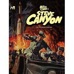 Steve Canyon: v. 1, The Complete Series by Milton Caniff, 9781932563771.