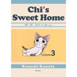Chi's Sweet Home 3, Chi's Sweet Home by Kanata Konami, 9780606234900.