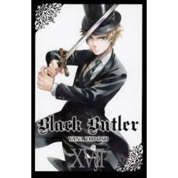 Black Butler Volume 17, Black Butler by Yana Toboso, 9780606357500.