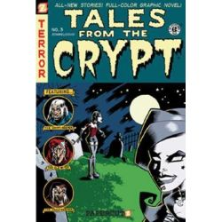 Zombielicious!, Tales from the Crypt (Hardcover) by Neil Kleid, 9781597070911.