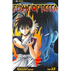 Flame of Recca, Flame of Recca (Paperback) by Nobuyuki Anzai, 9781591167969.