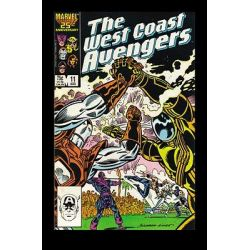 Avengers, West Coast Avengers - Sins of the Past by Steve Englehart, 9780785159001.