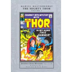 Marvel Masterworks, Mighty Thor - Volume 3 by Marvel Comics, 9780785112686.