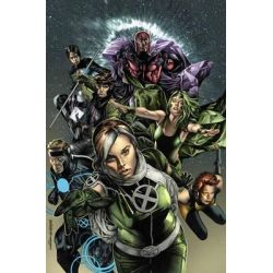X-Men Legacy, 5 Miles South of the Universe by M. J. Carey, 9780785160670.