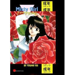 Misty Girl Extreme Collection by Toshiki Yui, 9781560974819.