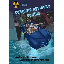 Demonic Advisory Centre, Issue One by Stu Perrins, 9781514757574.