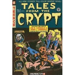 Yabba Dabba Voodoo, Tales from the Crypt (Hardcover) by Fred Van Lente, 9781597071178.
