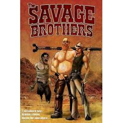 Savage Brothers, Savage Brothers Mini Ser. : Ser. by Andrew Cosby, 9781934506165.