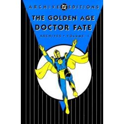 Golden Age Dr Fate Archives, Vol 01 by Gardner F. Fox, 9781401213480.