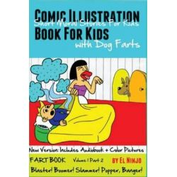 Comic Illustration Book for Kids, Short Moral Stories for Kids by El Ninjo, 9781494333294.