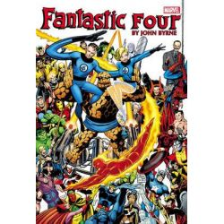 Fantastic Four by John Byrne Omnibus Vol. 1, Marvel Omnibus by Chris Claremont, 9780785158240.