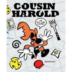 Cousin Harold Volume 1 - Figuring It Out by Riccelli 'Dennmann' Denny, 9781943092086.
